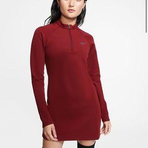 Nike sportswear long sleeve dress